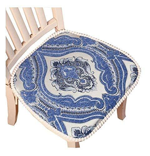 Primary image for DRAGON SONIC Beautiful and Practical Chair Cushion Creative Retro Style Chair Pa