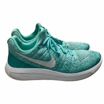 Nike Lunarepic Low Flyknit 2 Sneakers Running Shoes Size 9.5 - $61.64