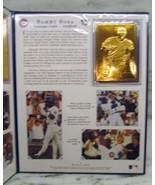 Danbury Mint Mark McGuire & Sammy Sosa 1998 Breaking Home Run Record AJ792 - $24.09