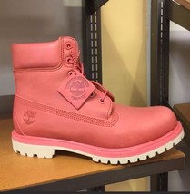 Timberland Women Premium 6 Inch Waterproof Double Sole Boot A1AQK Size: 9M - $138.60