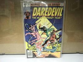 L3 MARVEL COMIC DAREDEVIL ISSUE #165 JUNE 1980 IN GOOD CONDITION IN BAG - $25.35