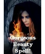 Beauty Spell - Black Magic Spell - $297.00