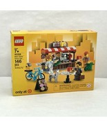 New LEGO 40358 Bean There Donut That Coffee Food Cart Shop - $19.99