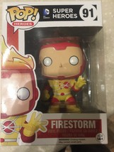Funko PoP! Vinyl Firestorm Figure DC Comics Superheroes  #91 - $8.89