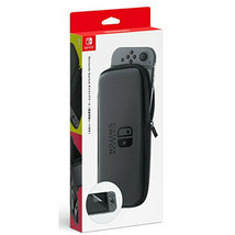 Nintendo Switch carrying case (with screen protection sheet) JAPAN F/S - $51.19
