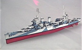 Trumpeter 1/350 Kit 05310 USS Heavy Cruiser SAN FRANCISCO CA-38 1944  image 2