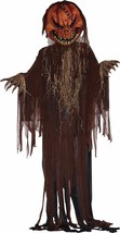 Scary Pumpkin 12Ft Halloween Prop Haunted House Horror Decor - $73.90