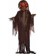 Scary Pumpkin 12Ft Halloween Prop Haunted House Horror Decor - $73.90
