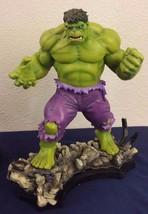 Bowen Green Hulk Statue Retro Classic Marvel Bruce Banner - $791.01