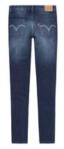 NWT $40 Girls Levi's 710 Super Skinny Jeans Adjustable Waist Stretch Size 10 - $19.99