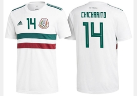 NWT MÉXICO WORLD CUP CHICHARRITO FAN AWAY JERSEY  - $54.99