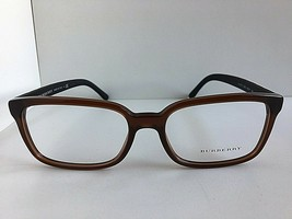New BURBERRY B 7521 35 55mm Brown Rx Eyeglasses Frame - $129.99