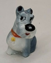 Vintage Wade Whimsies Walt Disney JOCK dog from Lady & the Tramp 1st edition - $48.46