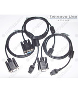 3x Serial Cable DB9 for HP 48G 48GX 48SX [HP48G+ HP48S HP48GX] & CD - USA - $49.50