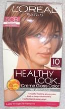 L'Oreal Paris 5CB SPICED TRUFFLE Chestnut Brown Creme Gloss Color Hair D... - $26.72
