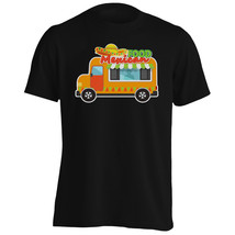 New Food Van Mexican Funny Men's T-Shirt/Tank Top l937m - $12.02+