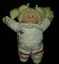 VINTAGE CABBAGE PATCH KIDS BABY DOLL SPACE ASTRONAUT GIRL STUFFED ANIMAL... - $30.74