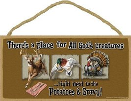 There's a place for all God's creatures right next to the Potatoes & Gra... - $12.86