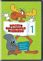 Rocky And Bullwinkle And Friends: Complete Season 1 [New DVD] - $38.90