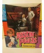 Austin Powers Dr Evil and Mini Me Deluxe Mini Mobile Set McFarlane Toys ... - $29.69
