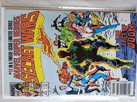 Marvel Super Heroes, Secret Wars, #11 in a Twelve Issue Limited Series, ... - $6.85