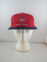 Calgary Cannons Hat (VTG) - In Game Promo by Coke - Adult Snapback - $49.00