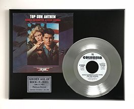 "Top Gun Anthem Ltd Edition Platinum 45 Display ""M4"" - $85.45"