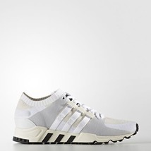 ADIDAS EQUIPMENT EQT SUPPORT RF PRIMEKNIT RUNNING SHOES WHITE NEW (BA7507)  - $79.95