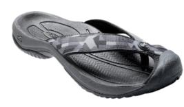 Keen Waimea H2 Size US 9 M (D) EU 42 Men's Slip On Sandals Black / Neutr... - $53.40