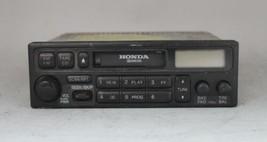 1999 2000 2001 HONDA CRV AM/FM RADIO CD PLAYER RECEIVER 39100-S10-A310-M... - $49.49