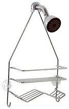 Shower Caddy, Chrome, Small - $22.76