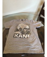 Chicago Blackhawks Patrick Kane Gray T-Shirt Small Good Condition - $9.89