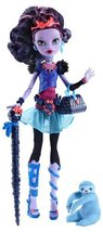 Monster High Jane Boolittle Doll and Pet Sloth, Mattel - €28,39 EUR