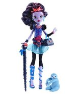 Monster High Jane Boolittle Doll and Pet Sloth, Mattel - $648,64 MXN
