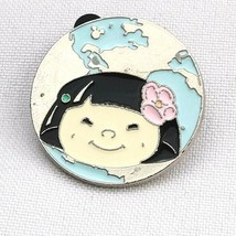 Disney Pin DLR 2009 Hidden Mickey Series 3 of 6 It's A Small World Asia  - $4.95