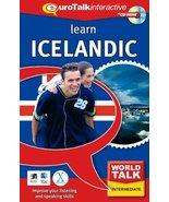 World Talk Icelandic Topics Entertainment - $48.99