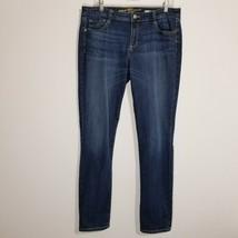 ARIZONA Junior Girls Stretch Blue Jeans Size 15L (31 Inseam) Supper Skin... - $18.25