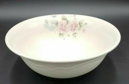 "Pfaltzgraff Tea Rose 8 1/2"" Vegetable Serving Bowl #011 Vintage Made in the USA - $17.82"