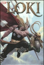 Rare Marvel Loki Hardcover HC HB Brand New & Sealed! - $159.00