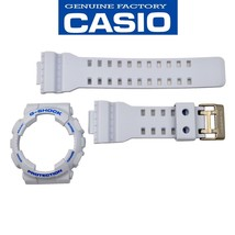 Casio G-Shock Original GA-110SN-7A White Watch Band & Bezel Rubber Set - $59.95