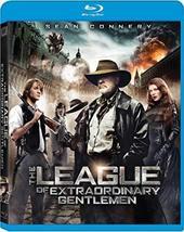 The League of Extraordinary Gentlemen [Blu-ray]