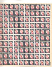 USPS Statue of Liberty Full Sheet of 100 - 8 Cent Stamps Scott 1042 - $14.84