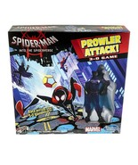 NEW SEALED 2018 Into the Spiderverse Board Game w/ Prowler Attack Action... - $18.49