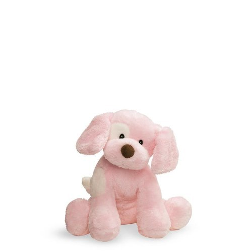 Primary image for Baby GUND Spunky Dog Stuffed Animal Sound Plush, Pink, 8""