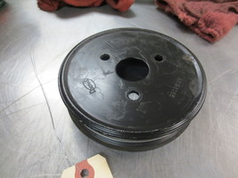 72D112 Water Coolant Pump Pulley 2017 Chevrolet Trax 1.4 25195055 - $20.00