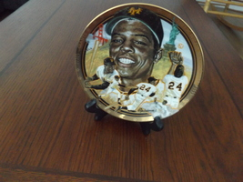 Collectors Plate Featuring Willie Mays From The Hamilton Collection 1992 #3443A - $40.00
