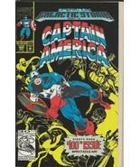 Captain America #400 ORIGINAL Vintage 1992 Marvel Comics - $9.89