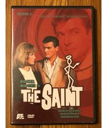 DVD The Saint v5: Roger Moore Fiona Lewis Donald Sutherland Jan Waters I... - $6.74