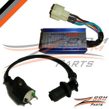 2000 2001 2002 2003 Honda XR 50 XR50 Ignition Coil Wire & Performance CD... - $19.74