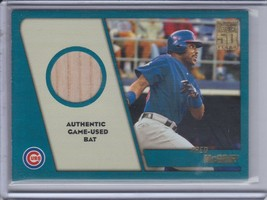 FRED McGRIFF 2001 Topps Traded Relics Game Bat #FM   (C2242) - $8.06